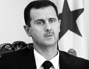 США так и не смогли свергнуть Башара Асада