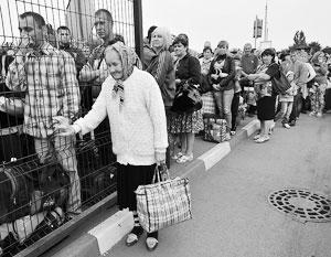 Зачастую у беженцев основательно травмирована психика