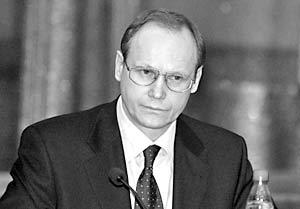 Генеральный директор Агентства по страхованию вкладов Александр Турбанов
