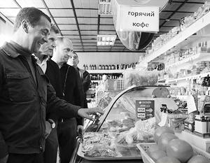 Дмитрий Медведев назвал цены на рыбу на Курилах «прекрасными для рыбной части нашей страны»