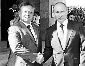 Иорданский король называет Путина своим братом