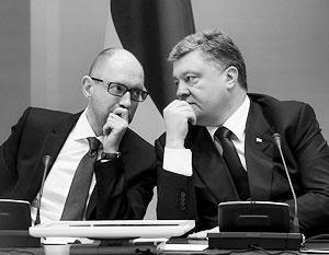 Обещая ЕС и населению борьбу с коррупцией, лидеры Украины продают места в предвыборных списках