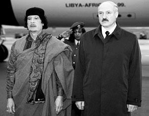 Лукашенко стоит вспомнить о судьбе Каддафи