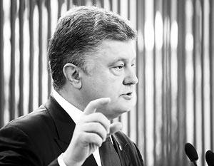 Порошенко оправдал ожидания блогеров – когда Киев наконец-то заявит, что Путин виноват в потоках беженцев в Европу