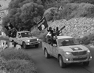 США, зная позиции террористов ИГ, не бомбят их