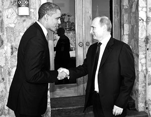 Через несколько дней Путин и Обама могут прийти к второму за два года соглашению по Сирии