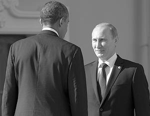 Путин впервые встретится с Обамой в США