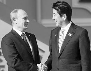 Контакты Путина с премьером Японии стали менее регулярными после того, как Токио присоединился к антироссийским санкциям