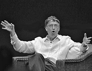 Самый богатый человек планеты – руководитель корпорации Microsoft Билл Гейтс собирается покорить космос