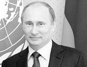 «В Сирии существует только одна легитимная армия. Это армия президента Сирии Асада», – подчеркнул Путин