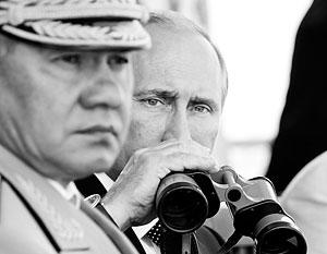 Российские ВВС получили приказ верховного главнокомандующего начать боевые действия в Сирии