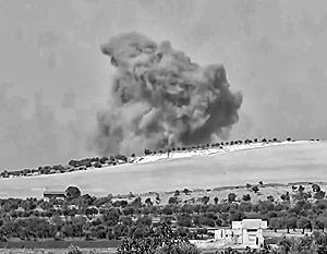 Воскресенье стало пятым днем воздушной операции, которую Россия ведет против «Исламского государства» в Сирии