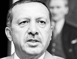Эрдоган назвал антитеррористическую операцию России в Сирии «серьезной ошибкой»