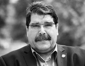«Мы не союзники и не враги правительства Асада», – подчеркивает лидер Сирийского Курдистана Салех Муслим