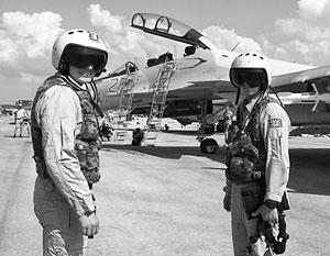 Главными героями российской антитеррористической операции в Сирии стали летчики бомбардировочной авиации