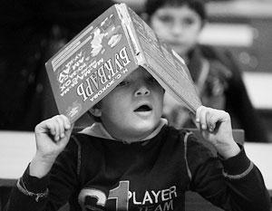 Больше половины детишек имеют те или иные психологические проблемы