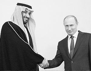 По вопросу ИГ между Россией и Саудовской Аравией разногласий нет
