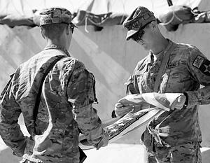 Из 17 тысяч натовских военных в Афганистане почти 10 тыс. составляют американцы