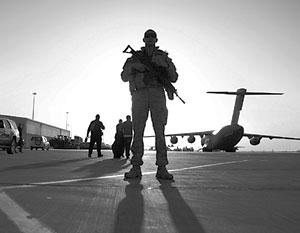 Нога американского солдата еще долго не покинет афганскую землю