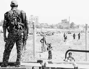 Курды давно живут своей жизнью, но их единство все-таки условно