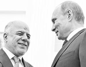 Иракскому премьеру аль-Абади придется обратиться к России, несмотря на протесты США, считают эксперты
