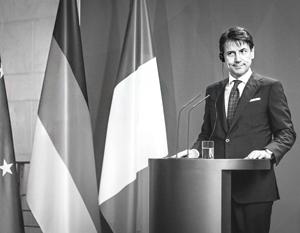 Решительность премьер-министра Италии Джузеппе Конте облегчит страдания всех стран ЕС южной периферии