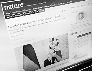 Проректору хватило нескольких фраз, чтобы опровергнуть антироссийскую теорию одного из главных научных журналов в мире