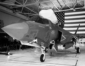В последнее время стали происходить частые поломки F-35