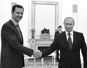 Башар Асад готов к очередным выборам в Сирии