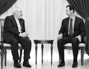 Иран на переговорах будет настаивать на сохранении режима Асада, вопреки желаниям Вашингтона