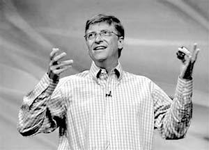 Самым богатым американцем уже одиннадцатый раз подряд остается основатель Microsoft Билл Гейтс
