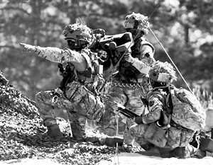 Один из планов НАТО предполагает размещение батальонов численностью от 800 до 1 тыс. военнослужащих в Польше, Литве, Латвии и Эстонии