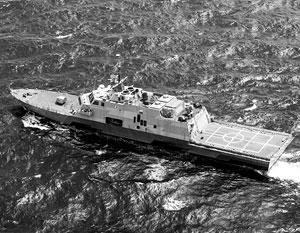 Командующий ВМС КНР назвал провокационным появление американских кораблей в спорных водах, подчеркнув, что «незначительный инцидент может спровоцировать войну»
