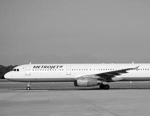 Самолет Airbus-321 «Когалымавиа» разбился на Синайском полуострове