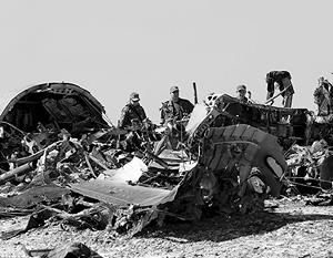 Некоторым нынешняя катастрофа напомнила сбитый террористами в 1988 году самолет над шотландским Локерби