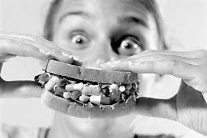 Четверо из пяти американцев укрепляют свое здоровье и снижают свой вес с помощью биологически активных добавок