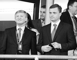 Сейчас влияние в Оппозиционном блоке делят между собой Ахметов и Левочкин. И Киев работает над тем, чтобы этот актив достался последнему