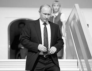 Анталья – Тегеран – Париж – таков маршрут Путина в ближайшие дни