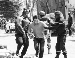 Среди заложников были и китайские граждане
