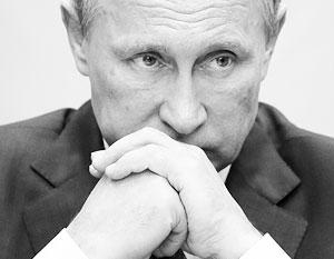 Владимир Путин сделал акцент на том, что российский Су-24 турки сбили над сирийской территорией