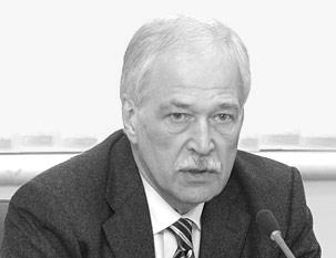 Лидер «Единой России» Борис Грызлов