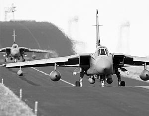 Плацдармом для британских ударов по ИГ стала «суверенная военная база» Акротири на Кипре