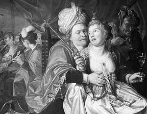Бандеровцы уже натешились «Тщеславием» Якоба Вабена (1622) и другими полотнами и решили вернуть их законным владельцам, но не бесплатно