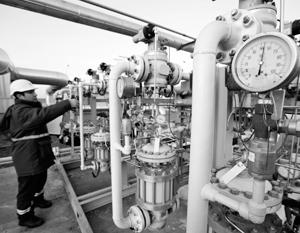 Турция отбирает российский газ по максимуму