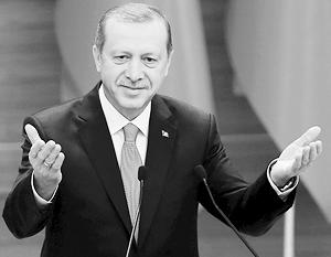 Эрдоган делает из России врага в своих политических интересах