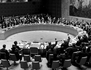 В МИДе принятую Совбезом ООН резолюцию по Сирии назвали «исторической»