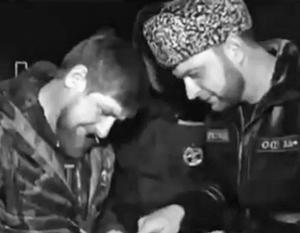 Рамзан Кадыров оплатил штраф за административное нарушение
