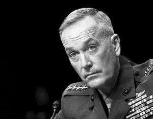 По данным британской печати, начальник Генштаба Джозеф Данфорд пресек «непрямой» контакт американских военных и Башара Асада