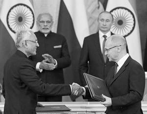 Москва и Дели договорились о локализации в Индии производства для АЭС российского дизайна