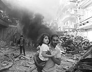 То, что происходит сейчас в Сирии, можно назвать «добровольной этнической чисткой»